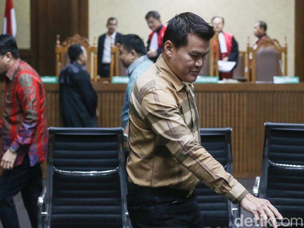 Ketua KPK Tak Masalah JC Andi Narogong Batal di Tingkat Banding