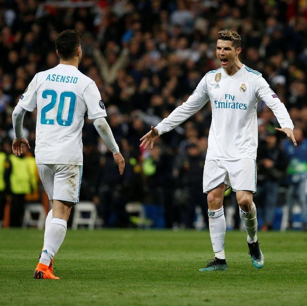 Sulit Membayangkan Real Madrid Tanpa Cristiano Ronaldo