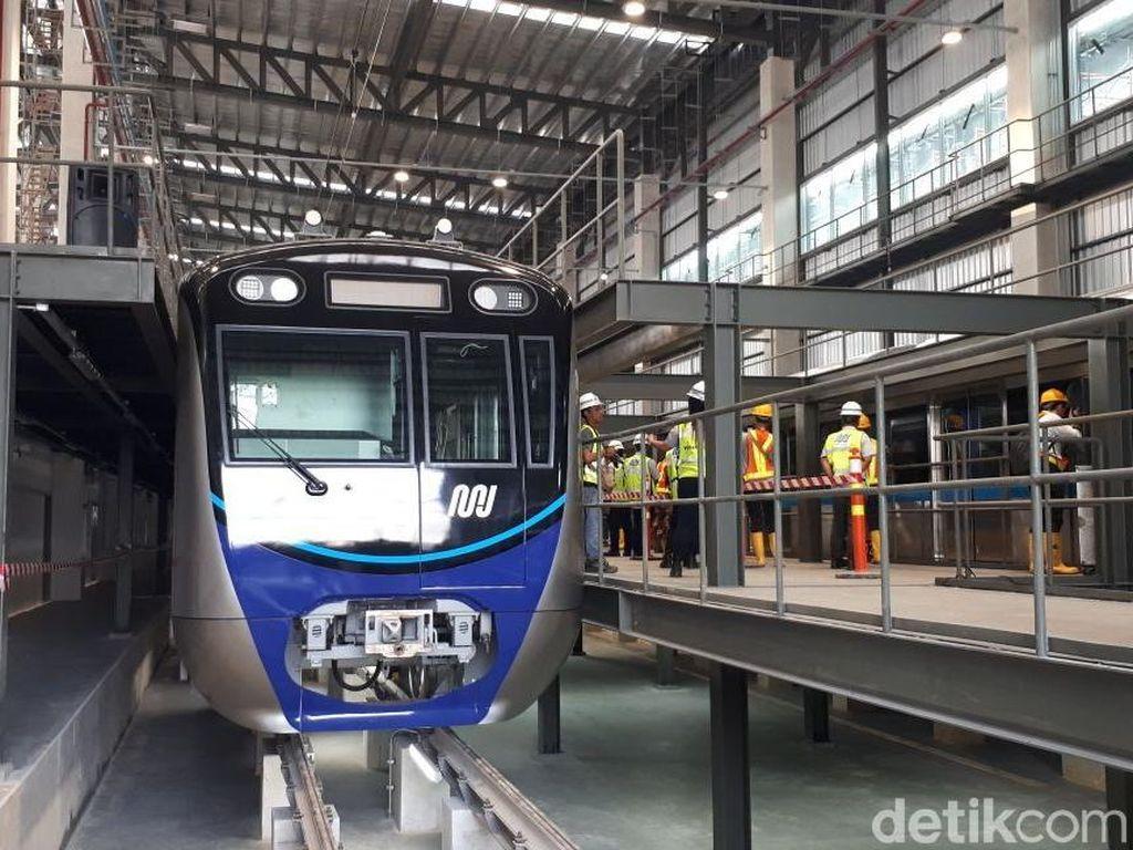 Wujudkan Kota Cerdas, Gubernur Sulsel Jajaki Pembangunan MRT di Makassar