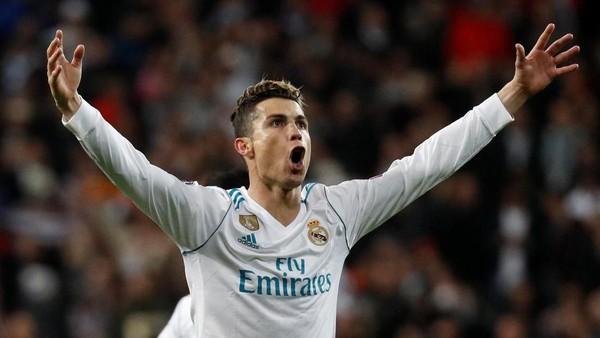 Ronaldo: Penalti untuk Madrid Sudah Tepat