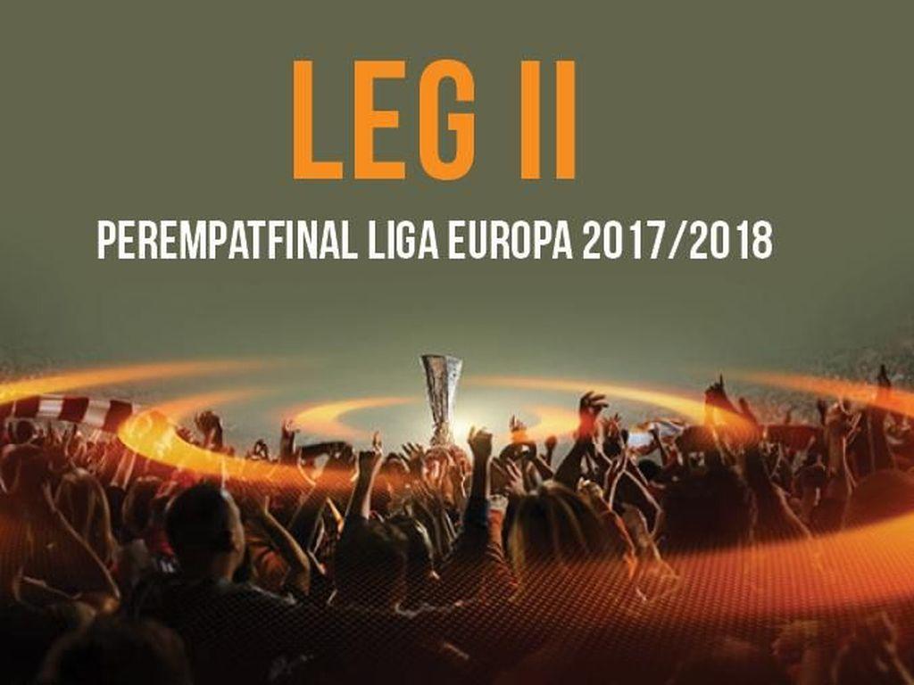 Jadwal Liga Europa Pekan Ini