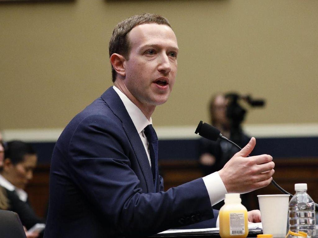 Abaikan Trump, Zuckerberg: Joe Biden Presiden Kita