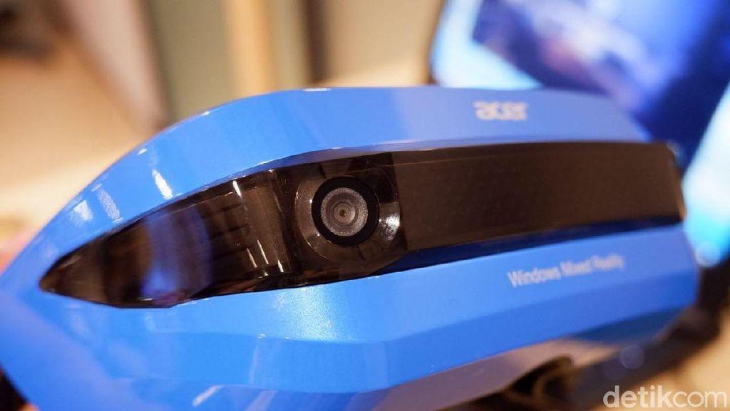 Penampakan Headset VR Acer yang Diklaim Bebas Ribet
