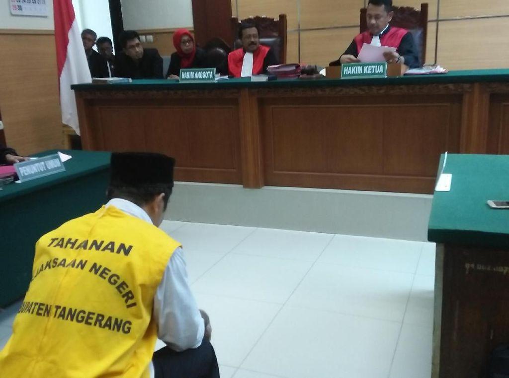 Hukuman Bui untuk Pak RT Penelanjang Sejoli