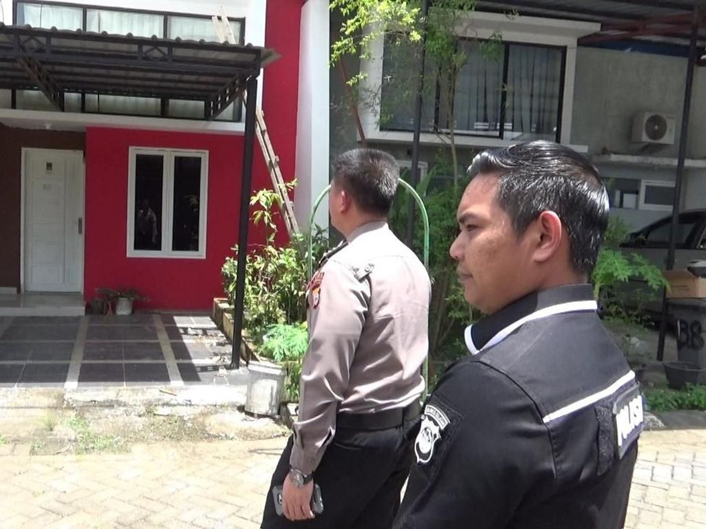 Foto: Rumah Bos Abu Tours Kembali Disita, Total 23 Rumah/Gedung