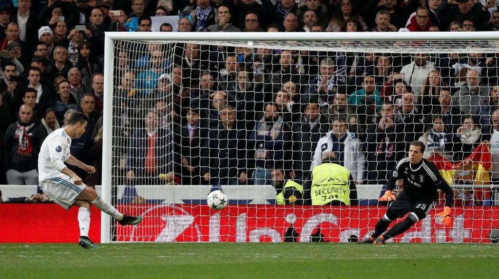 Ronaldo Hobi Jebol Gawang 10 Klub Ini di Kompetisi Antarklub Eropa