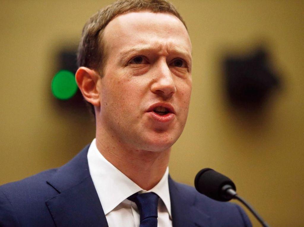 Facebook hingga WhatsApp Gangguan Berjam-jam, Mark Zuckerberg Bilang Begini