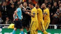Pelatih Juve Maklumi Reaksi Buffon Protes Penalti