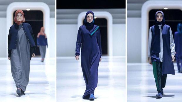 Busana Muslim Bergaya `Sporty` ala L.tru