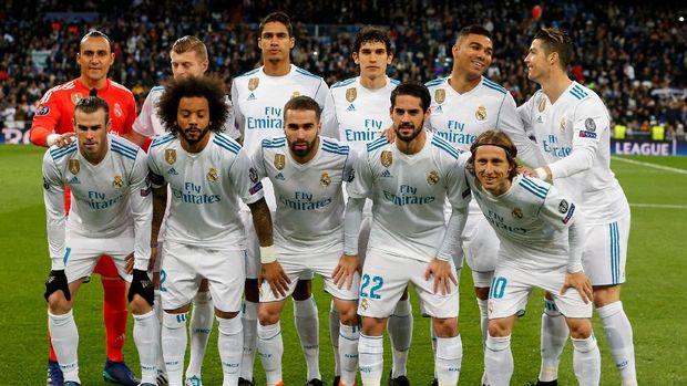 Pertahanan Real Madrid diklaim yang terbaik di dunia.