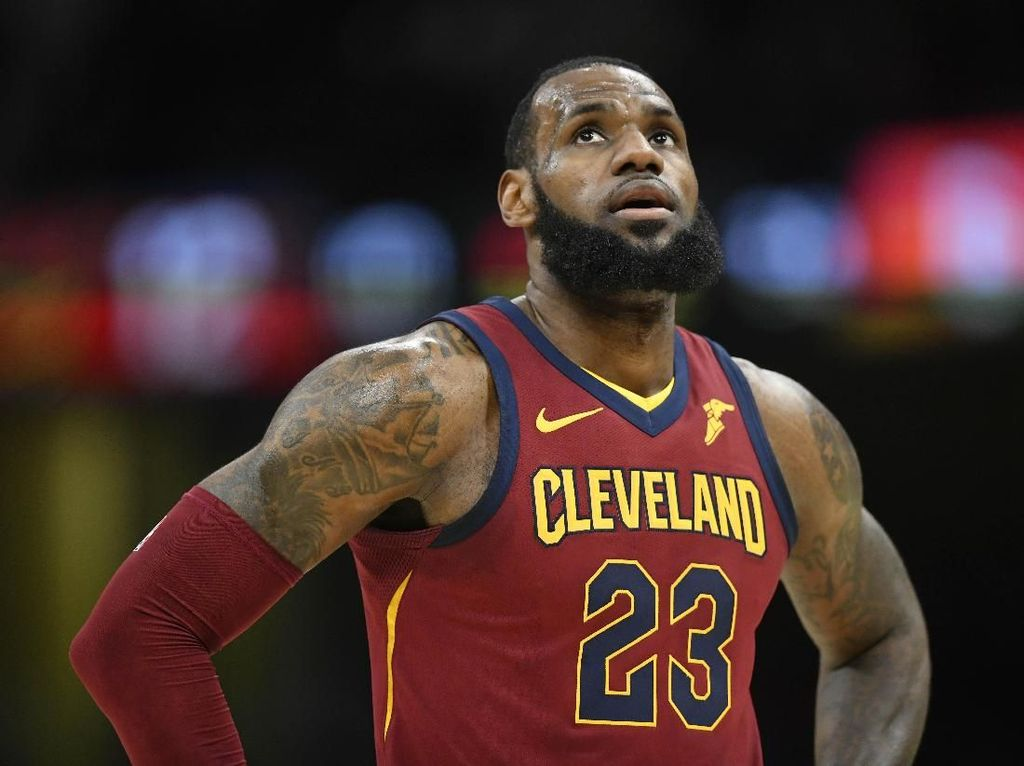 LeBron James, Makin Tua Makin Jadi