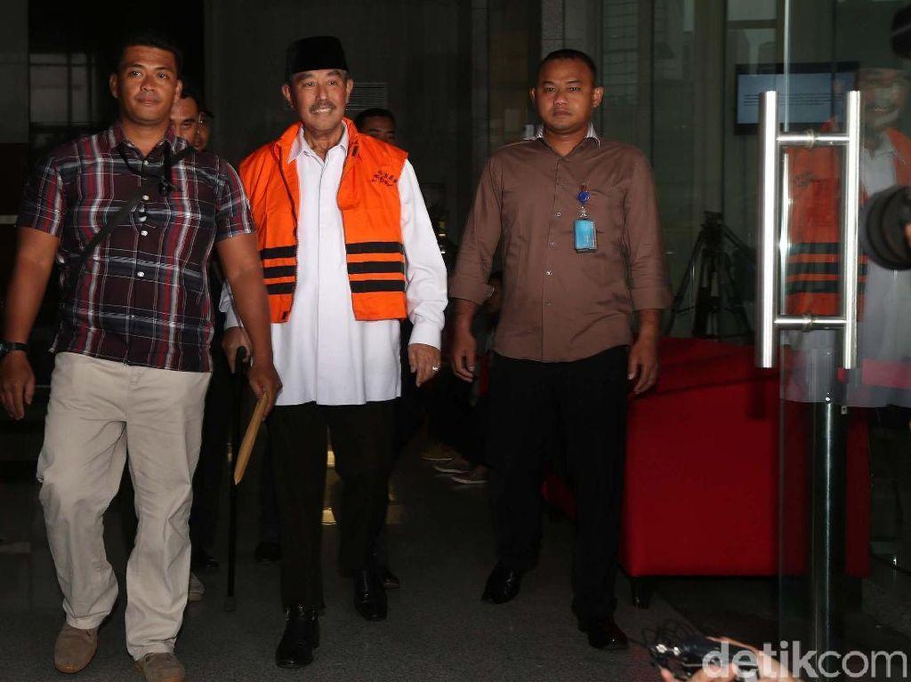KPK Minta Lembaga Survei Kembalikan Duit dari Bupati Bandung Barat