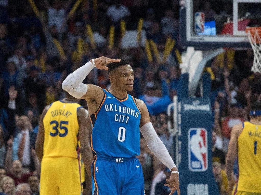 Musim Reguler NBA Berakhir: Westbrook dan Timberwolves Jadi Sorotan