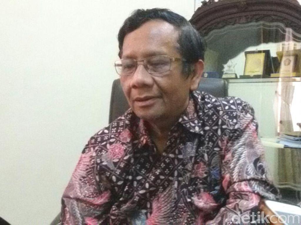 Mahfud MD: PKS Sudah Melahirkan 2 Koruptor Besar