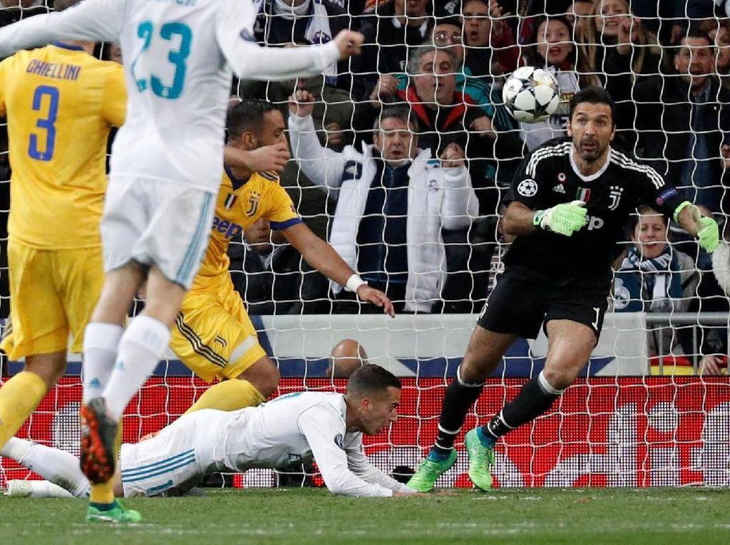 Maradona Ikut Komentari Penalti di Madrid vs Juve, Apa Katanya?