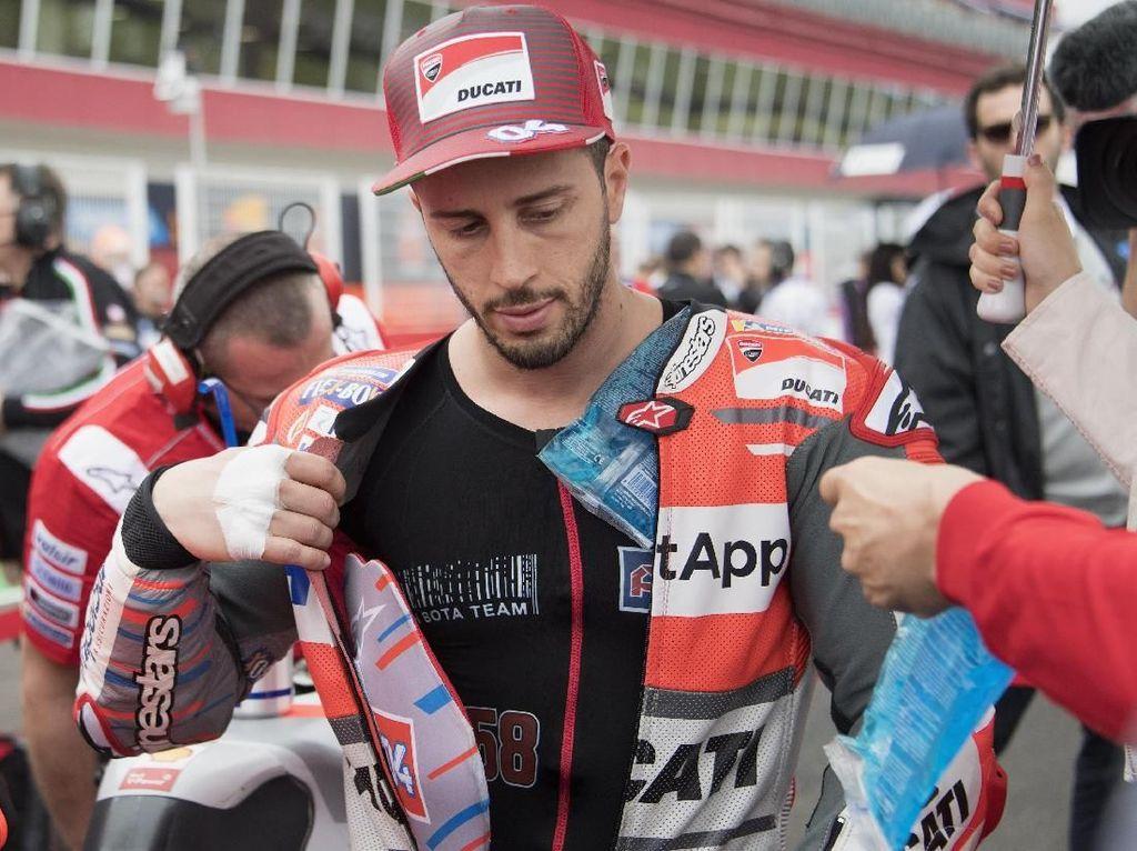Di Mugello, Ducati Tunggu Dovi Bilang Ya atau Tidak