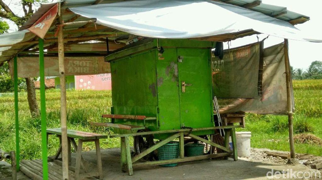 Foto: Ini Lokasi 5 Bocah Tasik Disiksa Gara-gara Curi Minuman
