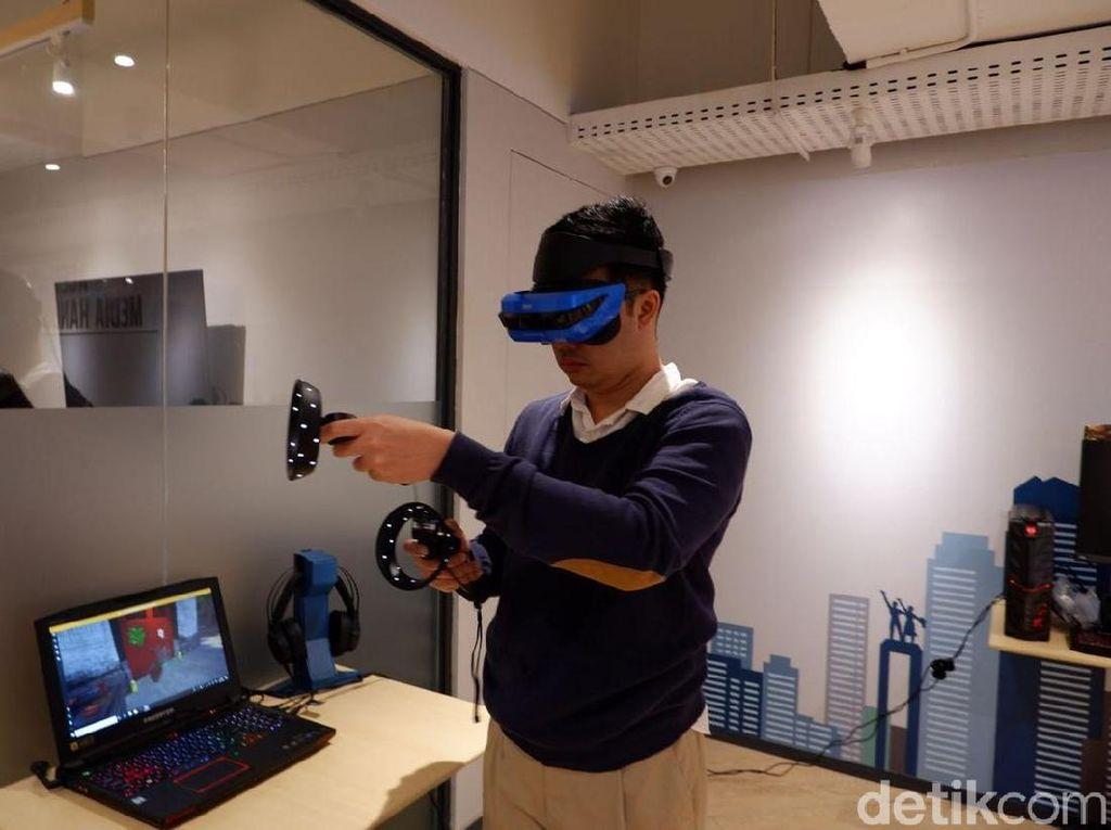 Perangkat VR Makin Merakyat