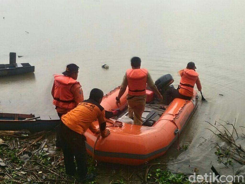 Pencarian Bocah Tenggelam di Sungai Serayu Banjarnegara Disetop