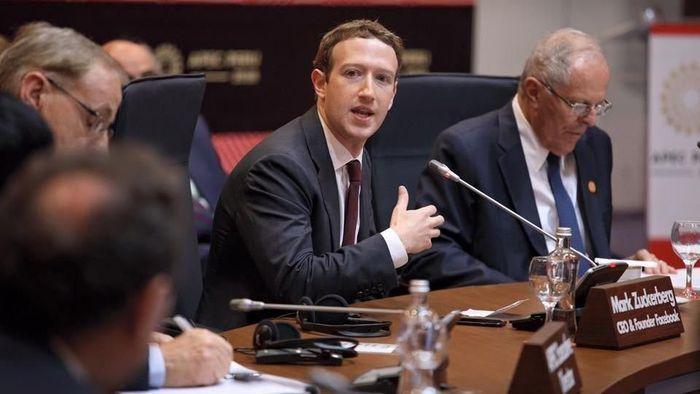 Mark Zuckerberg diklaim berutang budi kepada Bill Gates (Foto: Facebook/Mark Zuckerberg)
