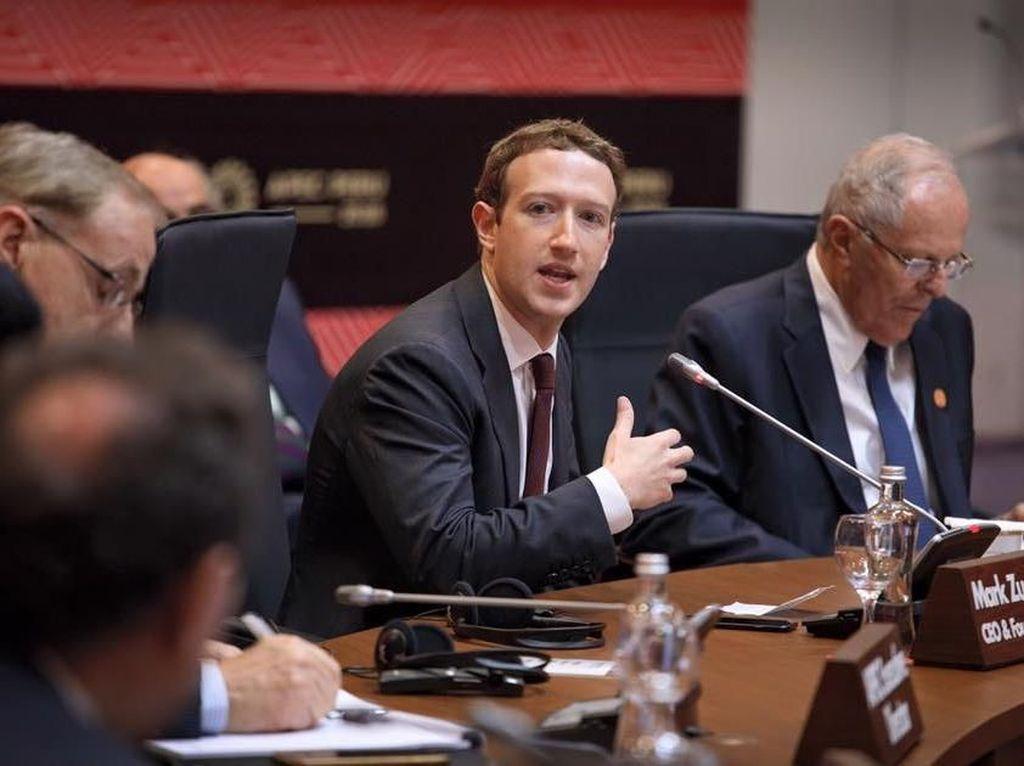 Amunisi Baru Zuckerberg  Balas Sindiran Bos Apple Terkuak