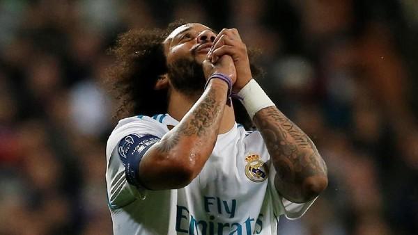 Madrid Lolos Dramatis, Marcelo Sebut-Sebut Barcelona