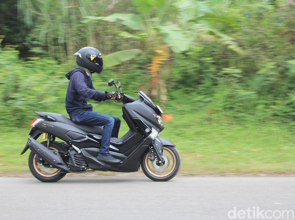 Popularitas Yamaha Nmax Sudah Kalahkan Mio?
