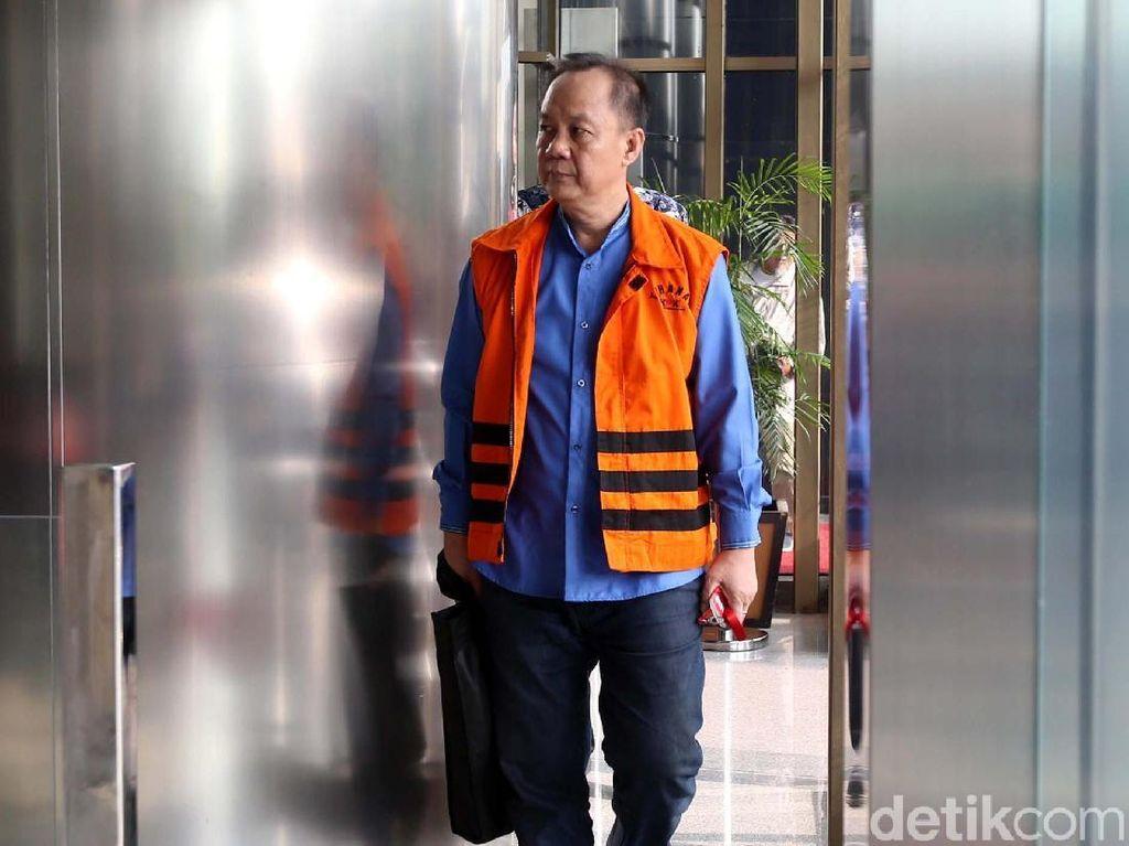Dalami Kasus BLBI, KPK Kembali Periksa Syafruddin Temenggung