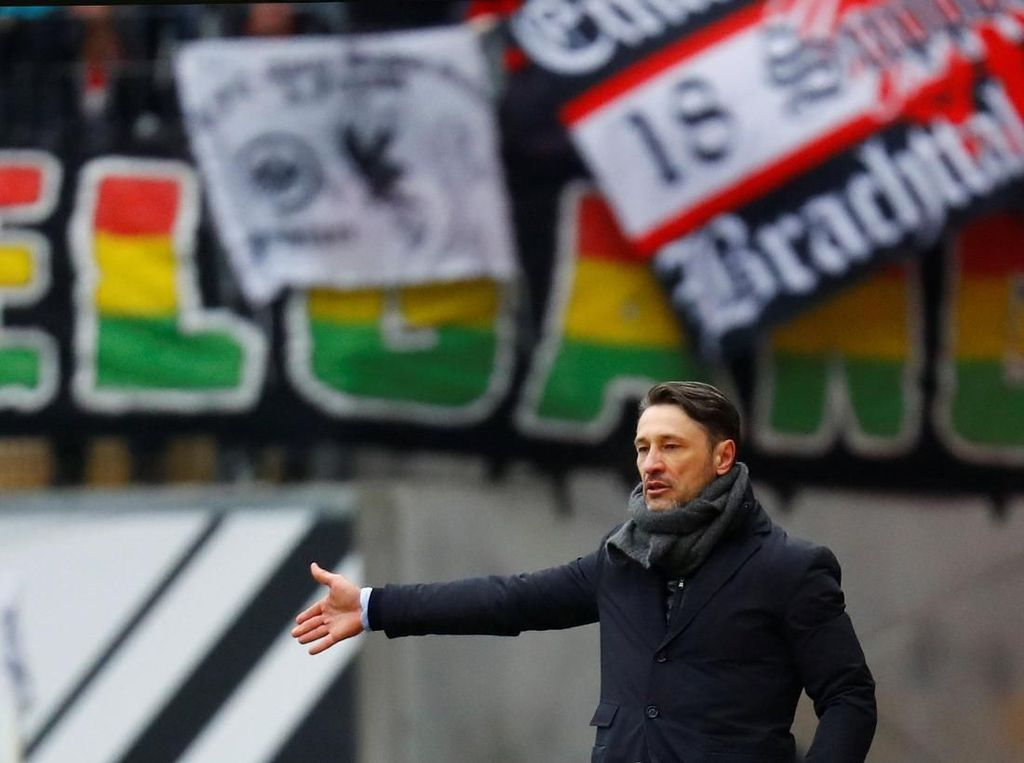Terkait Mourinho, Kovac: Semoga Tak Ada yang Dipecat Lagi