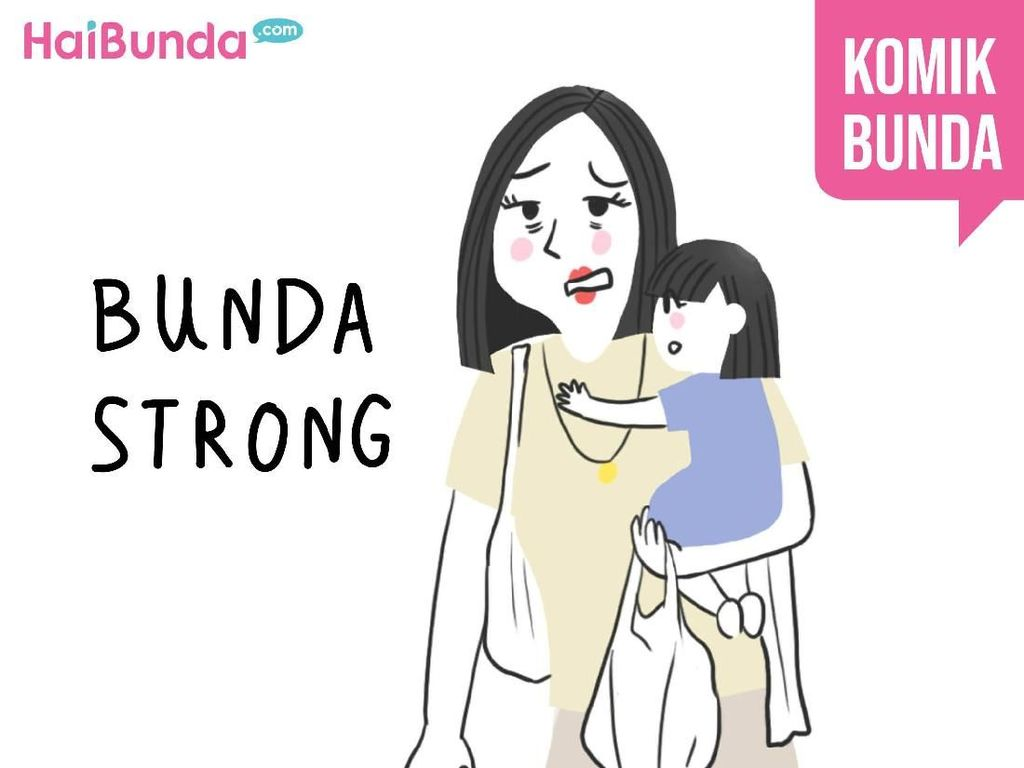 Bunda Strong