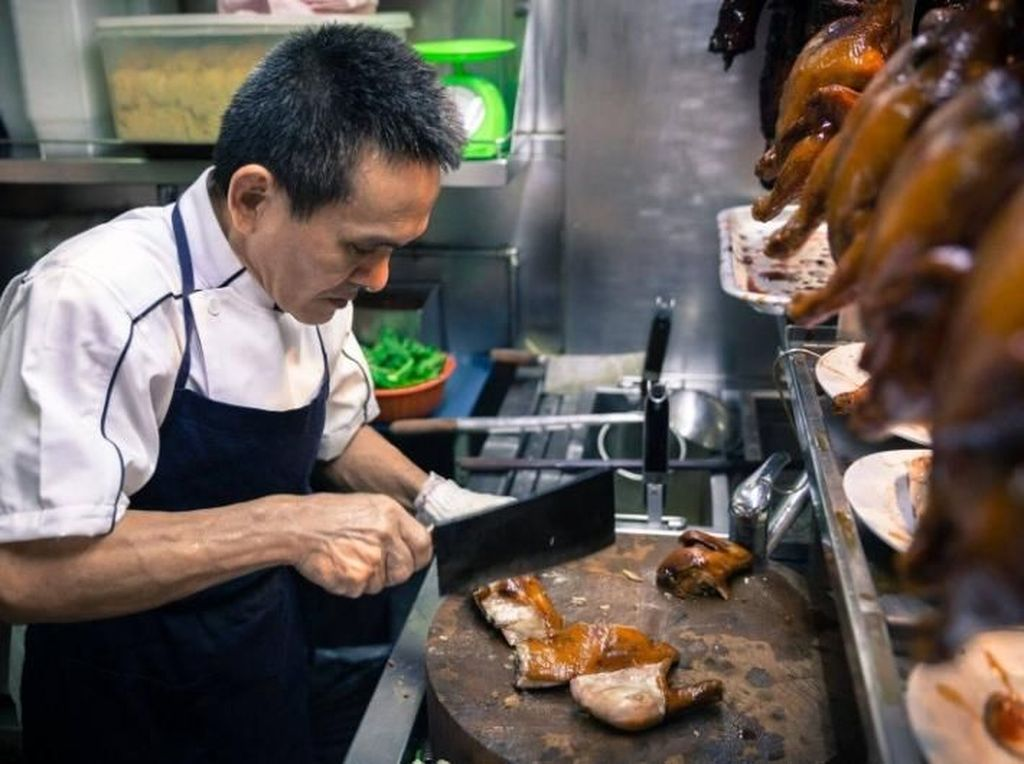 Begini Nih Suasana Restoran Berbintang Michelin Termurah di Dunia