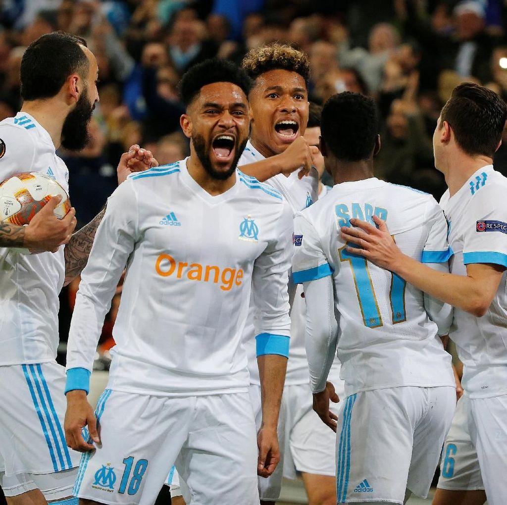 Kans Marseille Jadi Klub Prancis Pertama Juarai Liga Europa