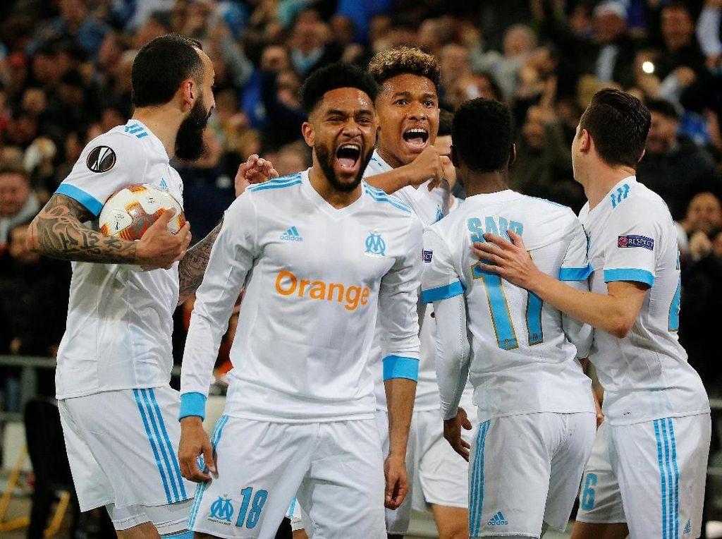 Marseille Bangkit dengan Kemenangan Telak dan Singkirkan Leipzig