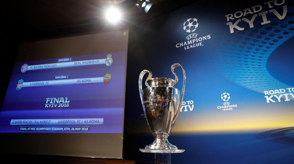 Video Undian Semifinal Liga Champions
