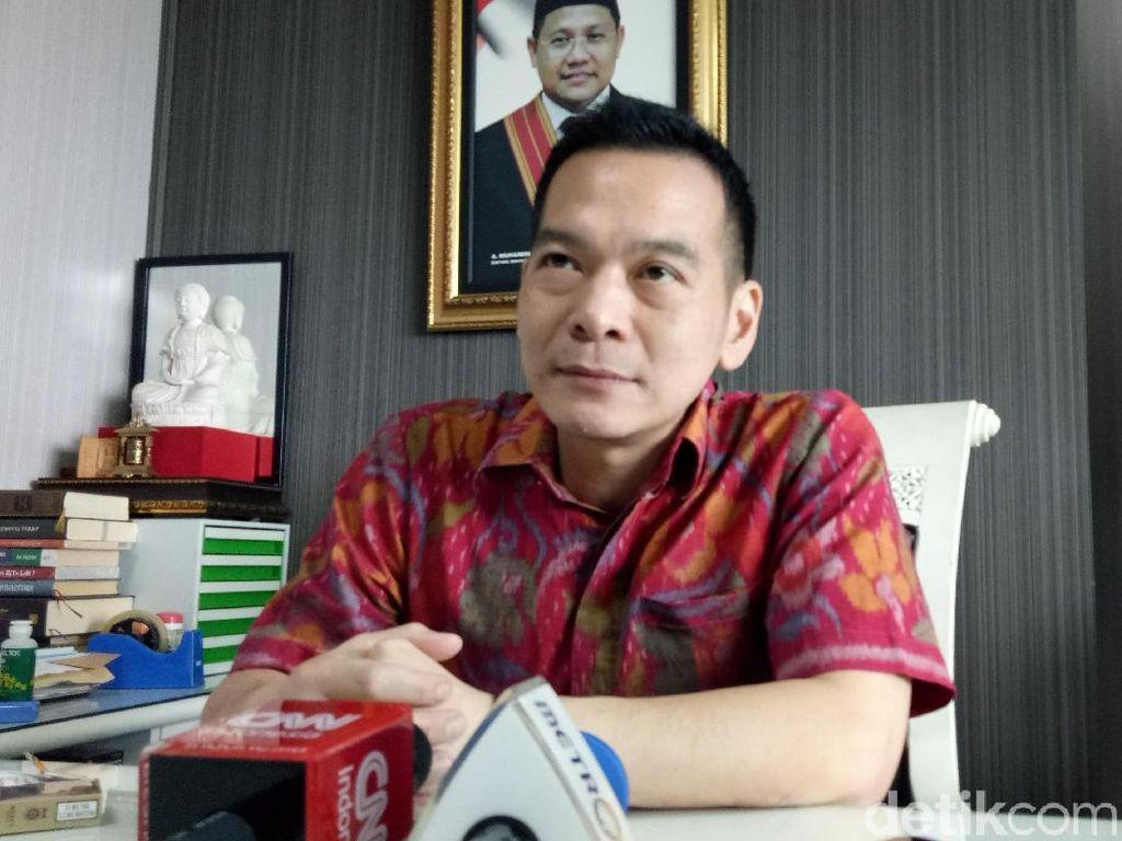 Tak Percaya La Nyalla Bawa Sial, Tim Jokowi: Politik Bukan Hal Mistis