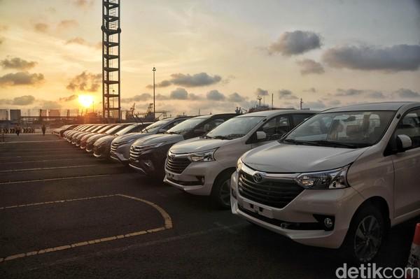 Toyota Avanza. Foto: Pradita Utama