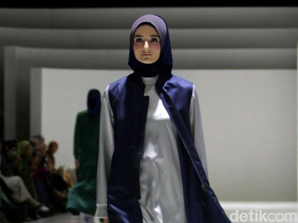 Foto: 25 Koleksi Busana Muslim L.tru yang Bergaya Kasual dan Sporty