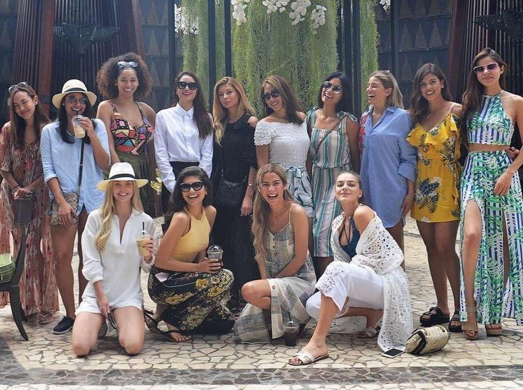 Finalis Miss Universe 2015 Reuni di Indonesia, Menpar: Terima Kasih