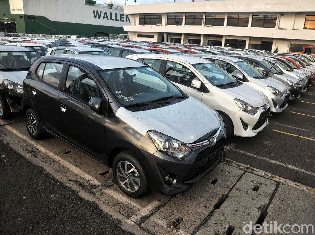 Sepanjang 2017, Toyota Ekspor 200 Ribu Unit Mobil