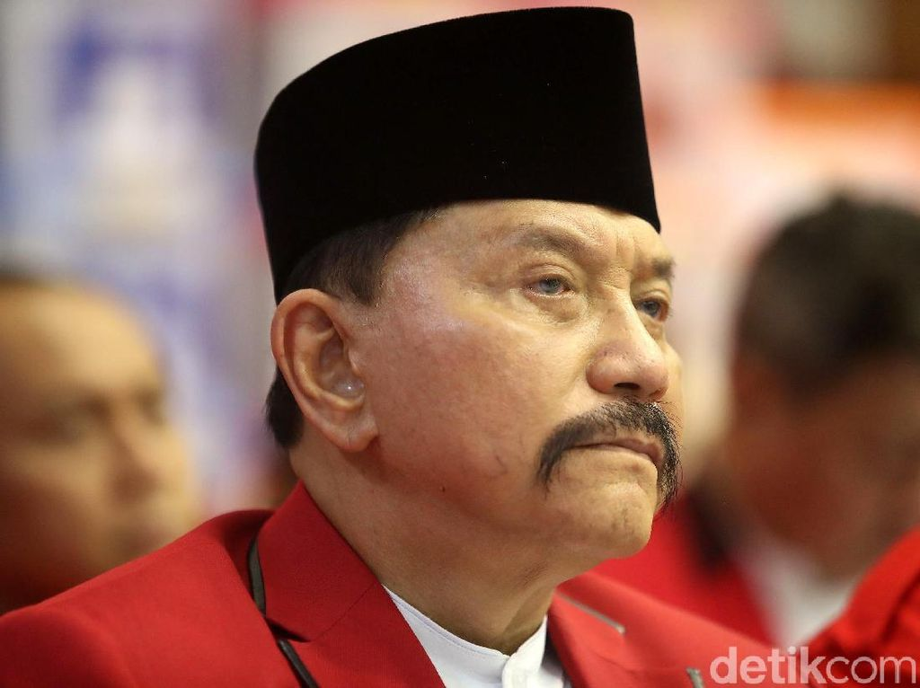 Hendropriyono Bicara Potensi Benny Wenda-KKB Bersatu untuk Referendum Papua