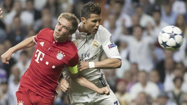 Real Madrid adalah lawan yang menyingkirkan Bayern Munchen musim lalu.