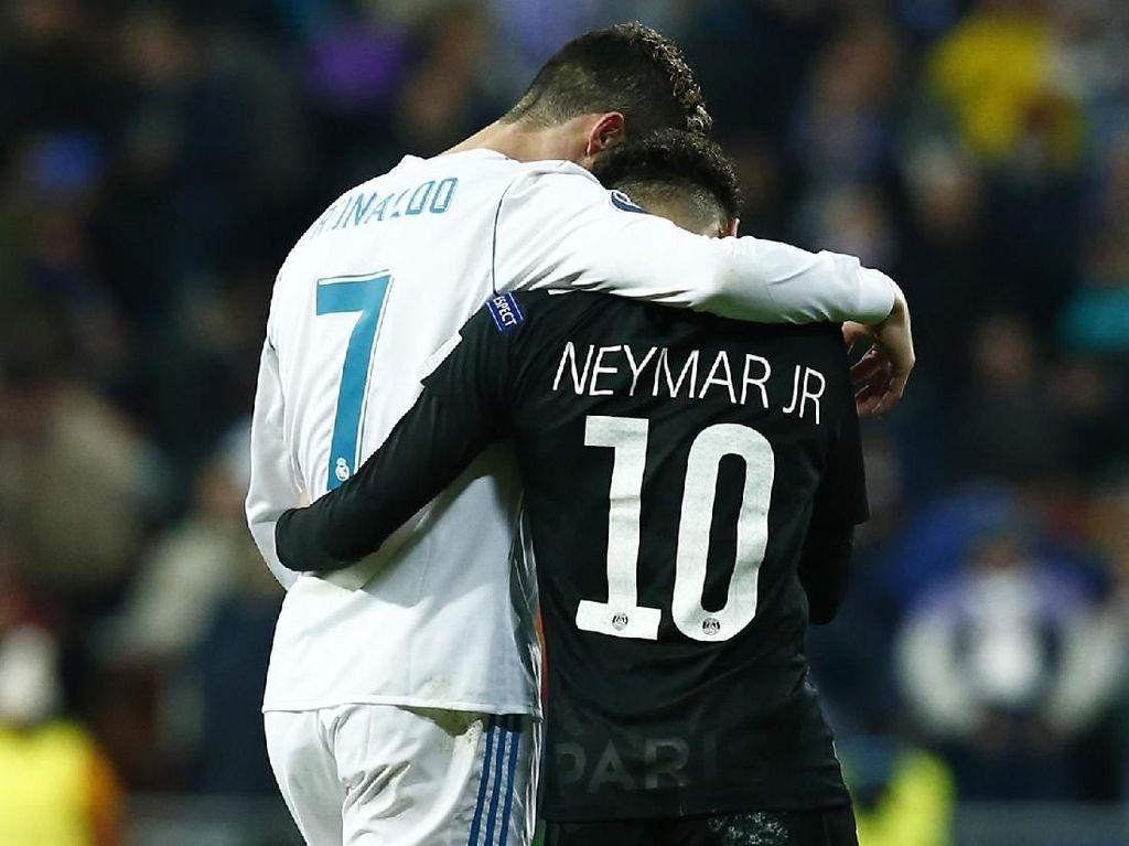 Messi, Ronaldo, Neymar Takkan Bisa Seklub