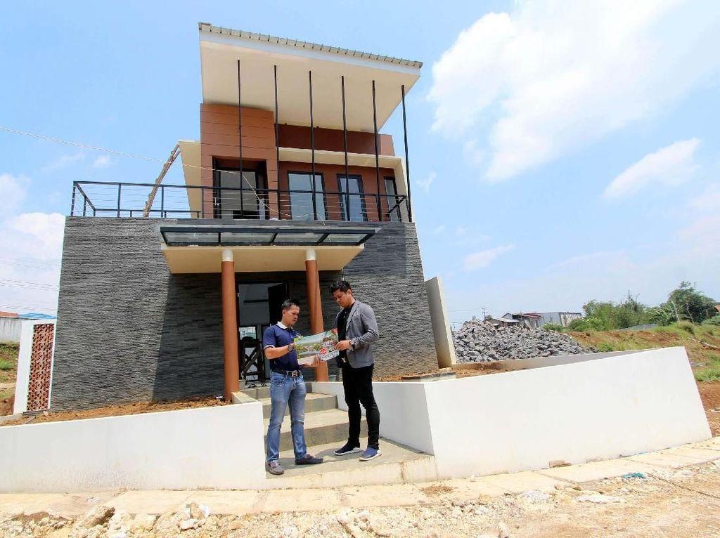 Kompleks Vila Mewah di Ciawi