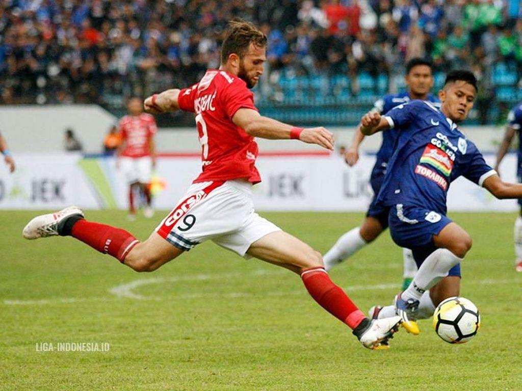Bali United Tunggu Banyak Gol dari Spasojevic