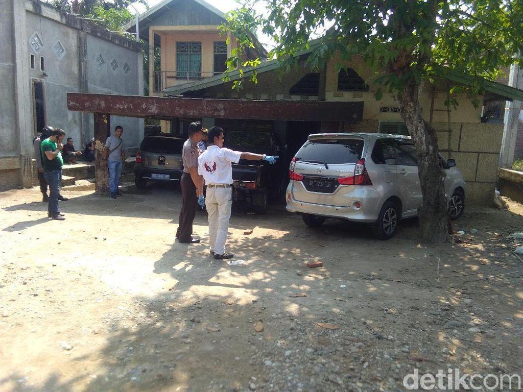 Rumah Warga di Aceh Utara Diberondong Peluru
