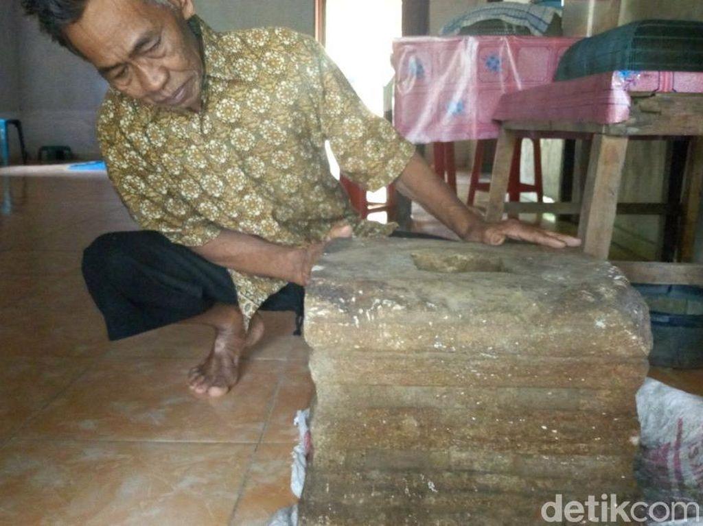 Batu yang Tak Bisa Dihancurkan di Ponorogo Sudah Tersimpan 50 Tahun