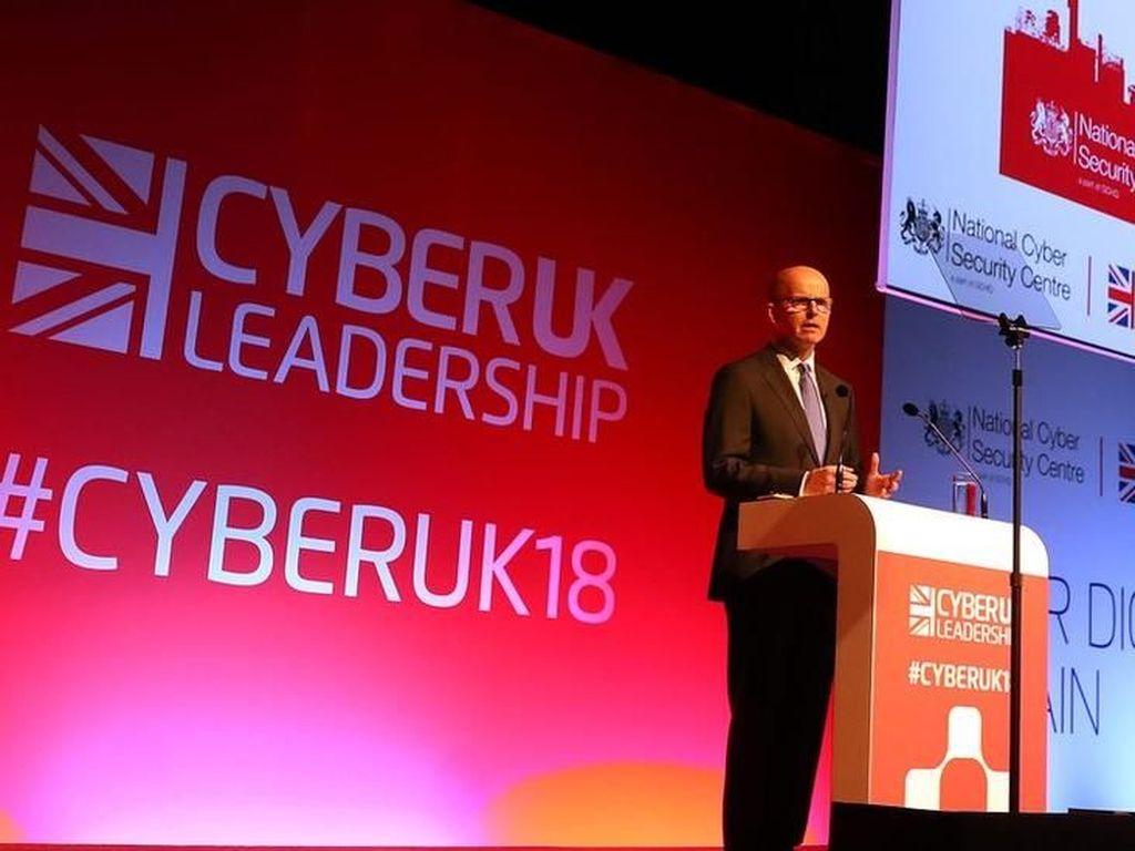 Inggris Lancarkan Serangan Internet Besar-besaran Atas ISIS