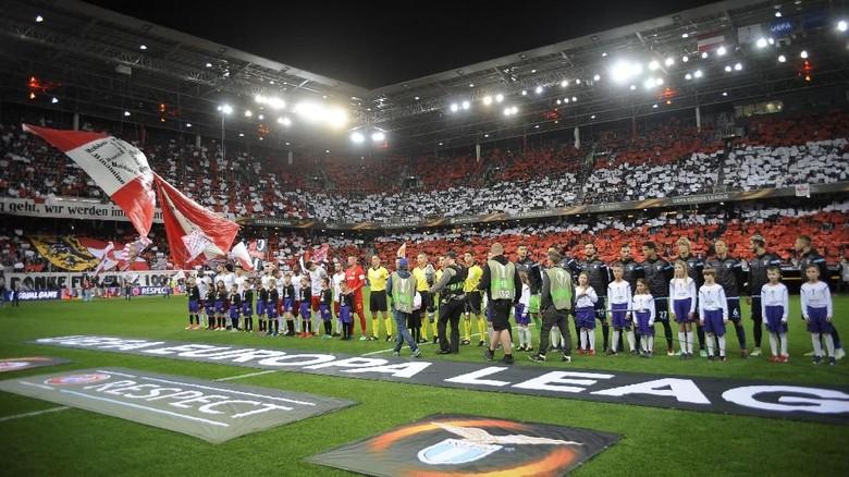 Comeback Dramatis Salzburg di Liga Europa