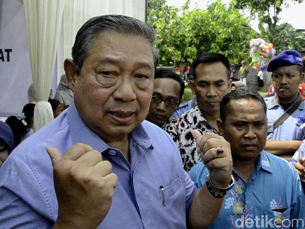 Gerindra Tawarkan Kursi Menteri, Demokrat: SBY Bukan Yes Man