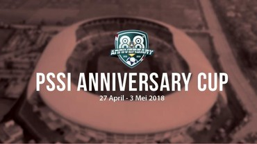 PSSI Anniversary Cup 2018